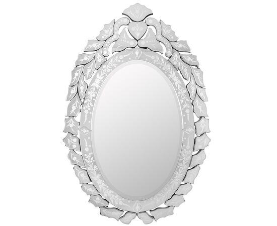 Венецианское настенное зеркало Laura (Лаура) Art-zerkalo