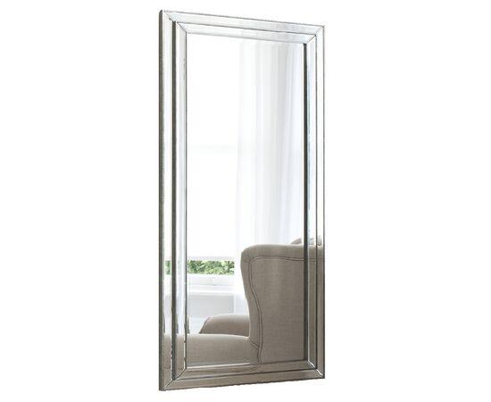 Напольное зеркало в раме Line (Лайн) 90*190 см Art-zerkalo