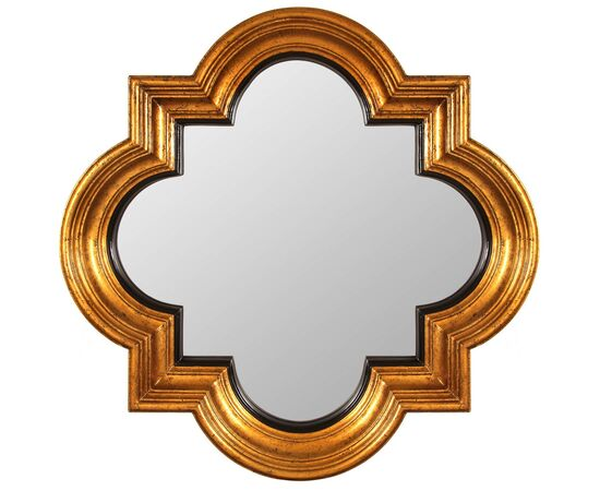 Зеркало настенное в раме Morocco Gold (Марокко)Art-zerkalo