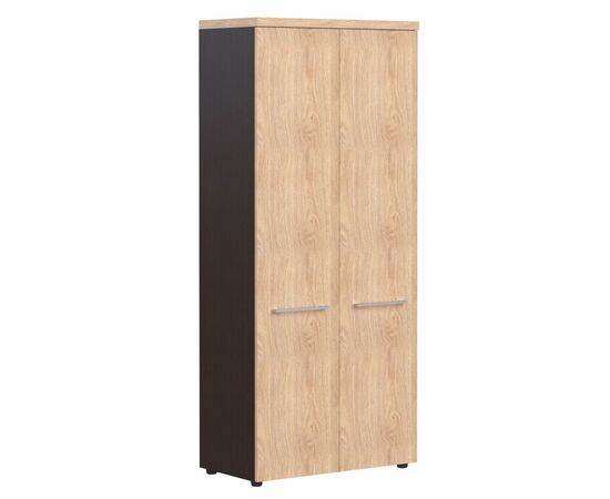 Шкаф для документов закрытый AHC 85.1 Дуб девон Skyland ALTO 850х430х1930, Цвет товара: Дуб девон