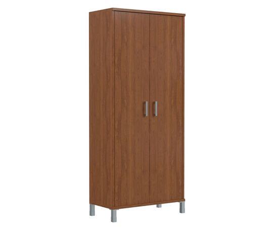 Шкаф для документов высокий с глухими дверьми В-430.6 Орех Даллас Skyland Born 900х435х1904, Цвет товара: Орех гарда