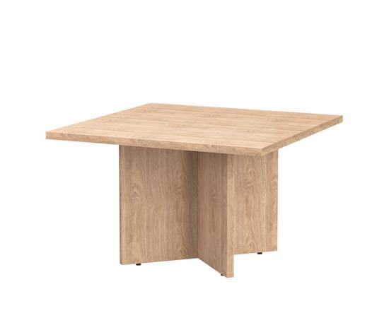 Стол для переговоров в кабинет руководителя TСT 1212 Дуб Девон 1200х1200х750 Torr Z, Цвет товара: Дуб девон